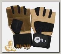 Перчатки HFG - 168.4 коричнево- черный