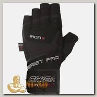 Перчатки Premium Iron Plus - черные