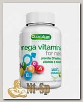 Витаминно-минеральный комплекс Mega Vitamins for Men