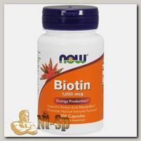 Biotin 1000 мкг