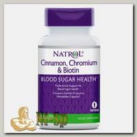 Cinnamon, Chromium & Biotin