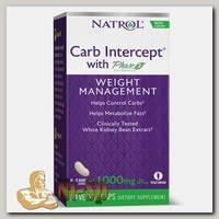 Carb Intercept 3 with Phase2®+Cr 3 Green Tea (блокатор углеводов)
