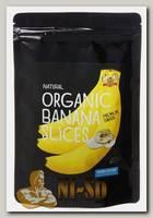 Organic Banana Slice (в кокосовом масле)