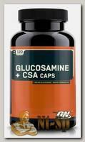 Glucosamine + CSA Caps