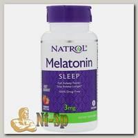 Melatonin Fast Dissolve 3 мг