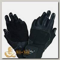 Перчатки с фиксатором запястья Professional MFG269 - черные