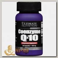 Coenzyme Q-10 100 мг (коэнзим Q10)
