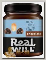 Peanut Butter шоколадная