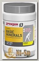 Basic Minerals