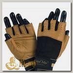 Перчатки Classic  MFG248 - черно-коричневые