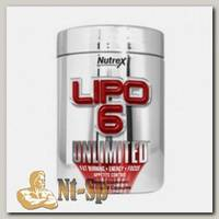 Lipo-6 Unlimited Powder