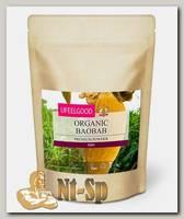 Молотые плоды баобаба Organic Baobab Powder