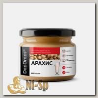 Протеиновая арахисовая паста