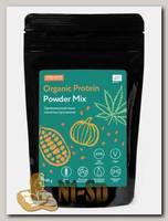 Organic Protein Powder Mix (Микс протеиновых порошков - тыквенный, конопляный, чиа протеин и какао-порошок)