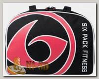 Сумка Fox Bowler (2 контейнера) - черно-красный