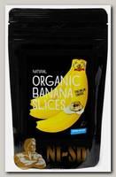 Organic Banana Slice (Сушеные бананы)