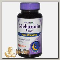 Melatonin 5 мг Fast Dissolve