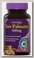 Saw palmetto 160 mg