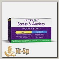 Stress & Anxiety Day & Night