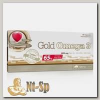 Gold Omega 3 1000 мг 65%