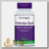 Yohimbe Bark 500 mg