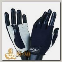 Перчатки Basic MFG250 - бело-черные