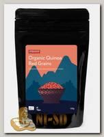 Organic Quinoa Red Grains