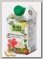 100% Кокосовая вода без сахара