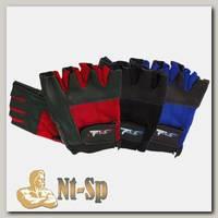 Перчатки Classic черно-голубые
