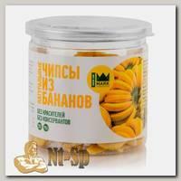 Натуральные чипсы из банана