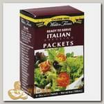 Итальянский соус с сушеными томатами