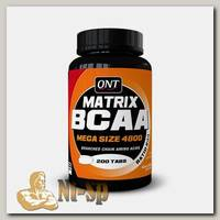 Аминокислоты Matrix BCAA 4800